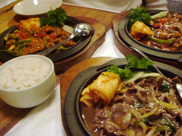 Korea House -ravintola   masutoaitemu