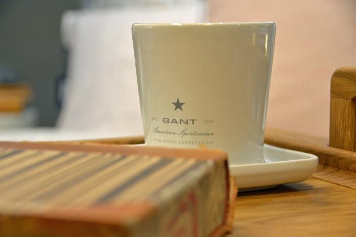 Gant, Gant Home tuotteet, hyvä yöuni, yöllä vaikuttavat kosmetiikkatuotteet, yönaamio, 2016 sisustusväri