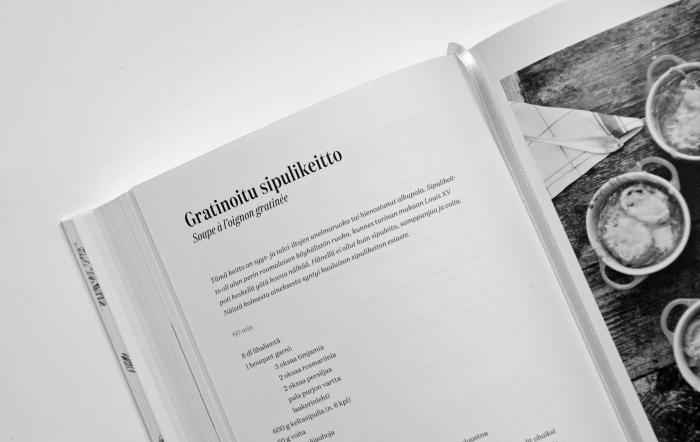 Tarte Tatin -kirja, kirja-arvonta, arvonta, blogiarvonta, ranskalainen keittokirja, uutuuskeittokirja