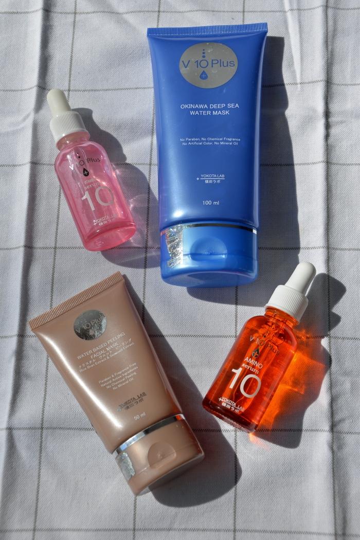 ihon keväthuolto, V 10 Plus, hyaluronihappotuotteet, V 10 Plus Deep Moist Gel, kuivan ihon hoito, kosteusvoide kuivalle iholle, pintakuivan ihon hoito