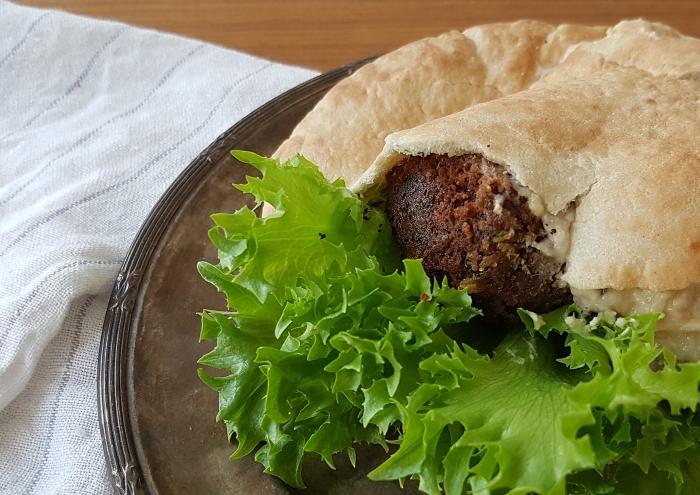 nopeat falafelit, Härkis, kasvisruoka, Härkis-falafel, nopea illallinen, arkiruoka, Härkis-ohje, falafelit, falafelohje