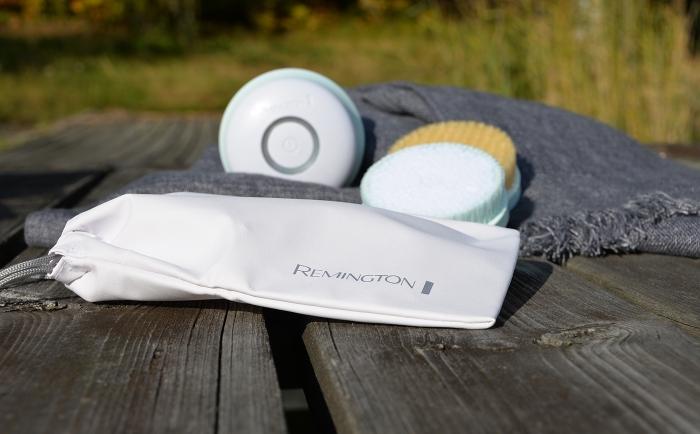 kuivaharjaus, Remington, vartalonhoito, kuivan ihon hoito, Remington Reveal Body Brush, vartalon kuorintaväline