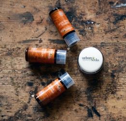 Auyrvedistä ihonhoitoa, ihanat tuoksut kaupanpäälle!